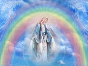Mother Mary: You Are Love Eternal