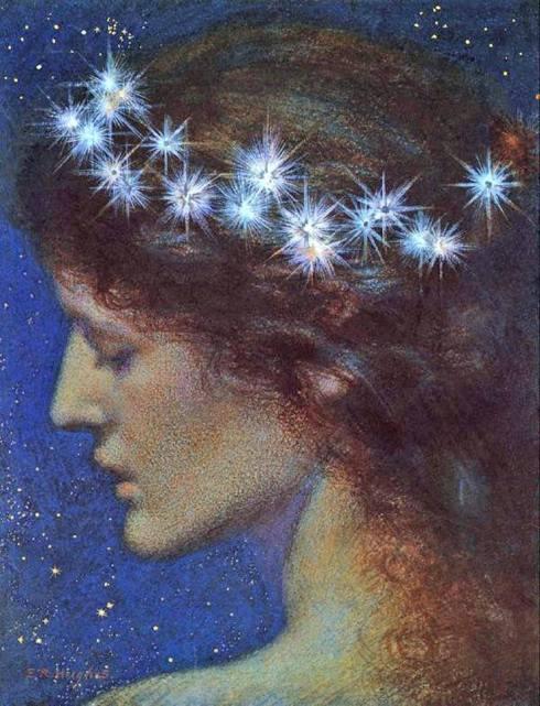 ART-EDWARD-ROBERT-HUGHES    stars